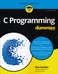 Cover for C Programming For Dummeis, 2nd Edition